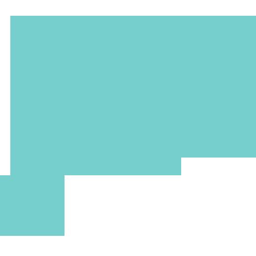 Inattendu - Apostrophe turquoise